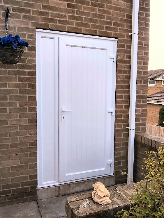 PVCu door suppliers Newcastle upon Tyne