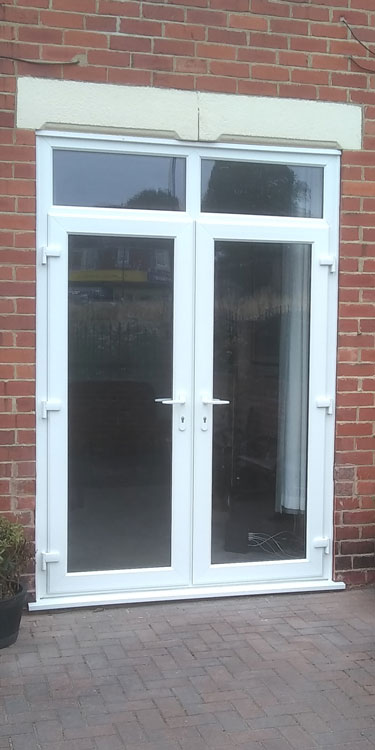 French door installers Lemington and Newcastle
