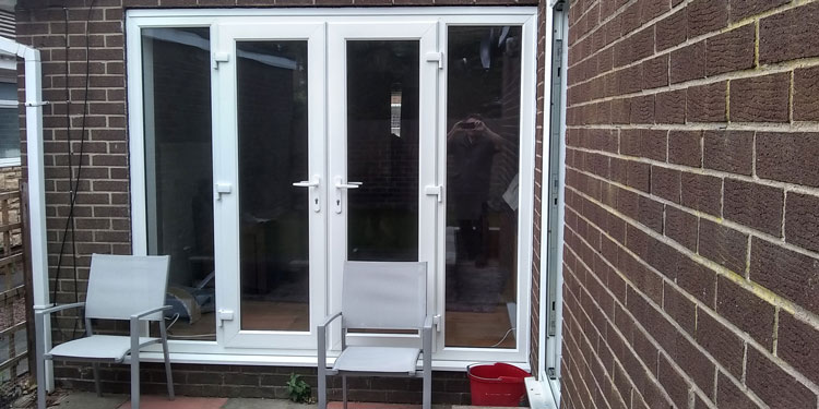 French doors Newcastle