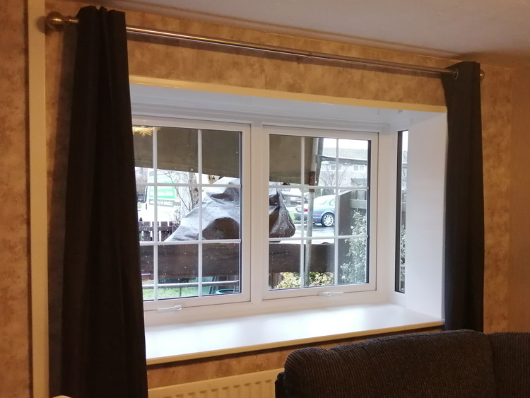 triple glazing Blyth and Cramlington