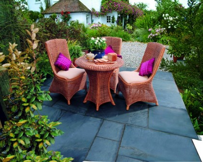 Block paving or flagstone patios newcastle
