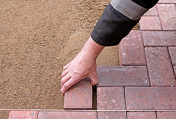 block paving newcastle upon Tyne