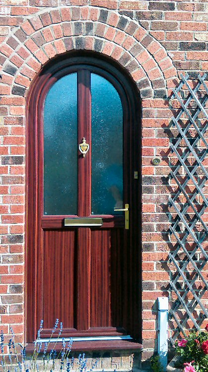 Exterior composite and PVC doors fitted or supply only
