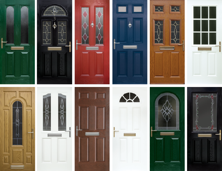 I want a composite door supply only
