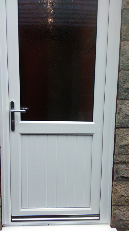 Kommering UPVc door installers Northumberland
