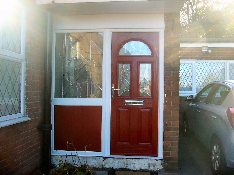 Composite doors Northumberland