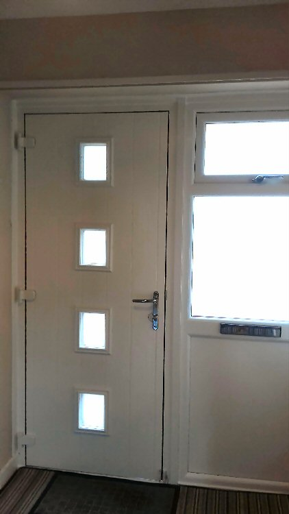 Composite door installers near me