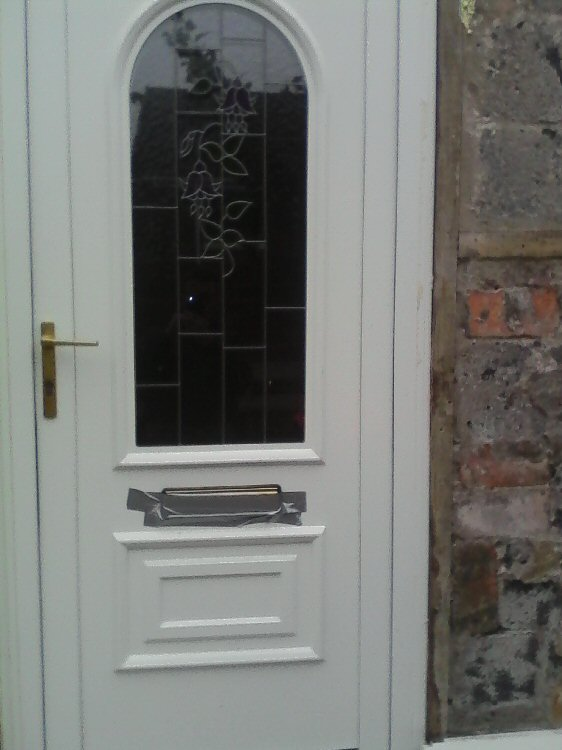 North East composite doors