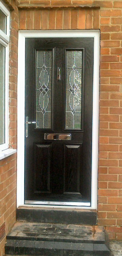 composite door fitters Newcastle