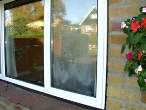 misty and failed unit, double glazing repairs Newcastle