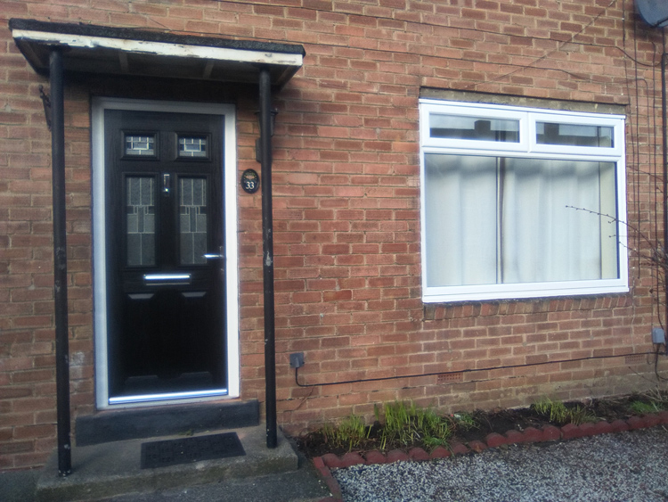 energy efficient double glazing Tyne and Wear