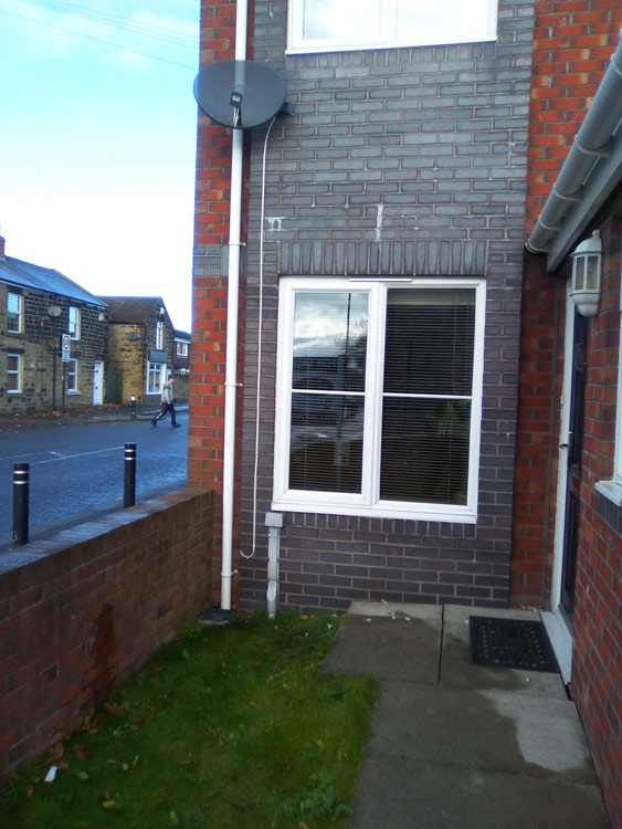 Double glazing with acoustic glass Newcastle
