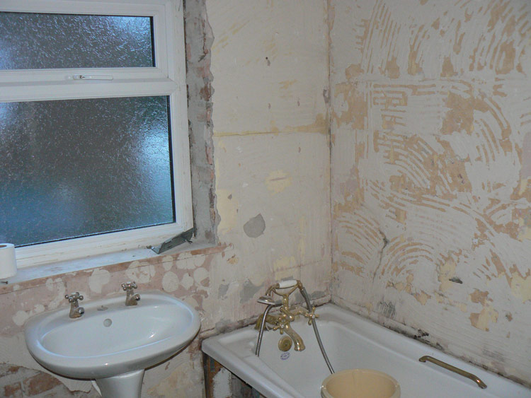 bathroom fitters in Newcastle