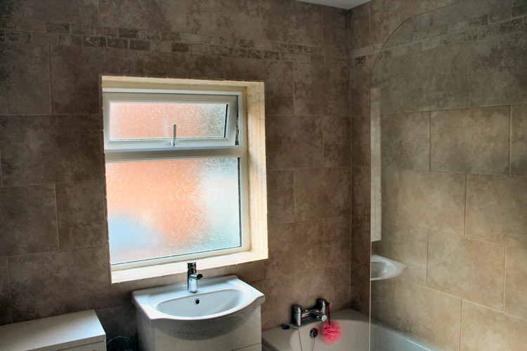 Bathroom specialists Newcastle