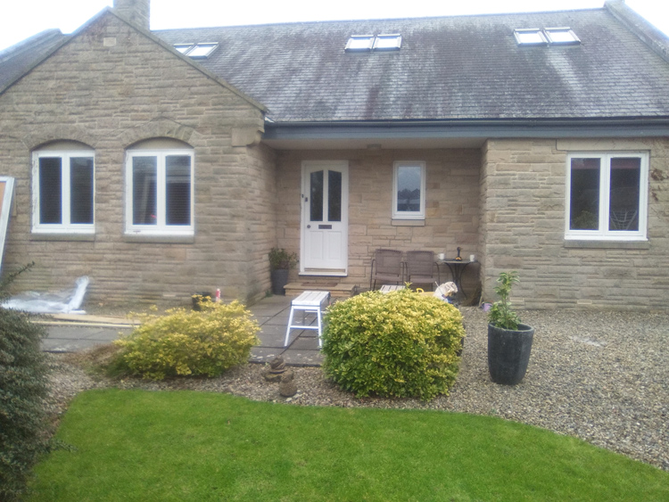 PVC sliding sash windows Stamfordham and Matfen