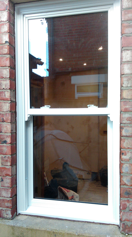 Sliding sash windows Ponteland and Hexham