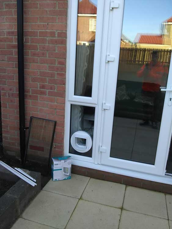 Cat Flap fitters Prudhoe