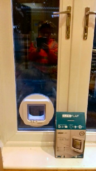 Cat flap installers Gosforth and Jesmond