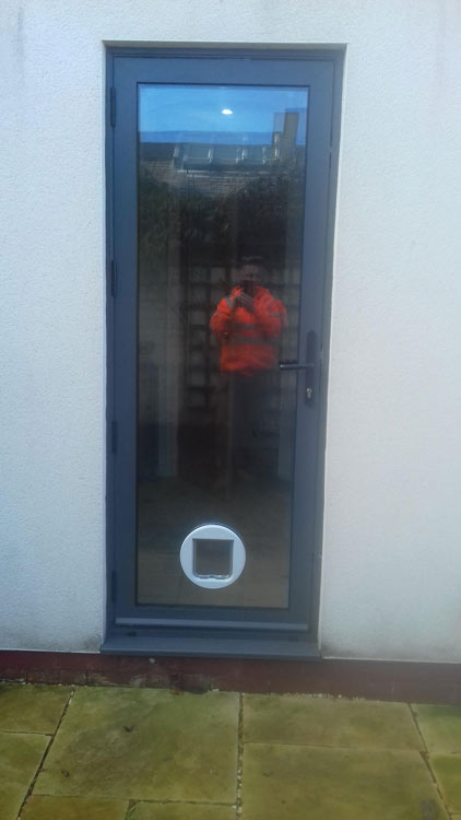 Cat flap installers Dinnington