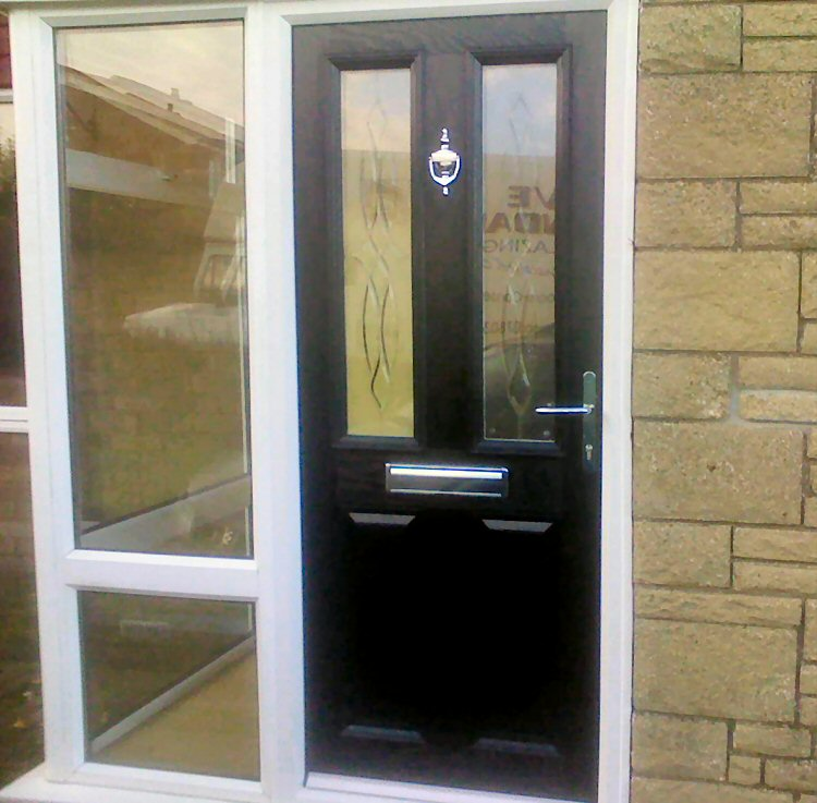 coloured composite door installers Gateshead