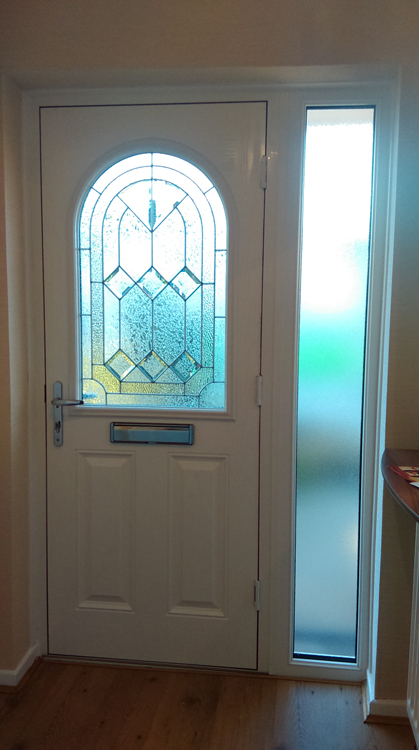 any colour composite door Ponteland and Morpeth