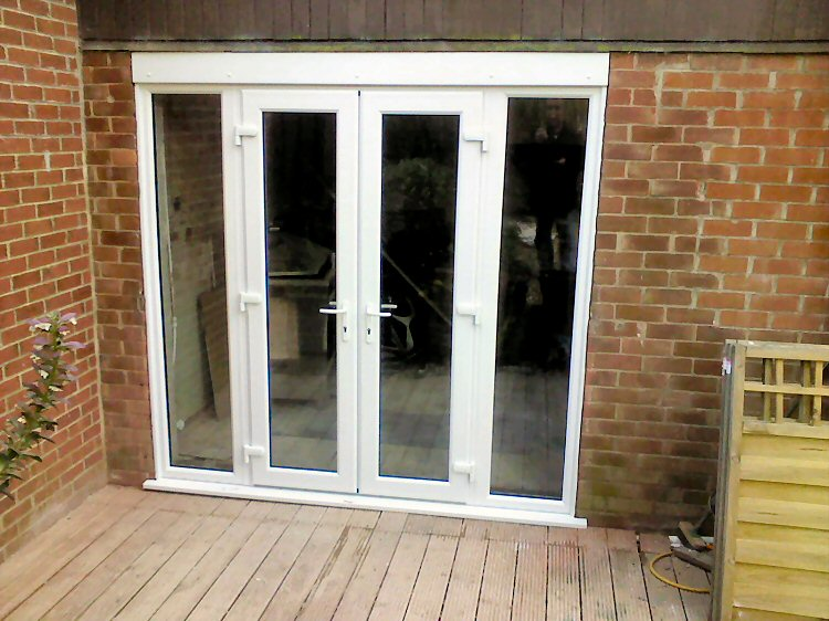 french door fitters Newcastle and Throckley