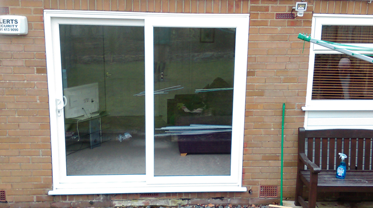 Patio door installers County Durham