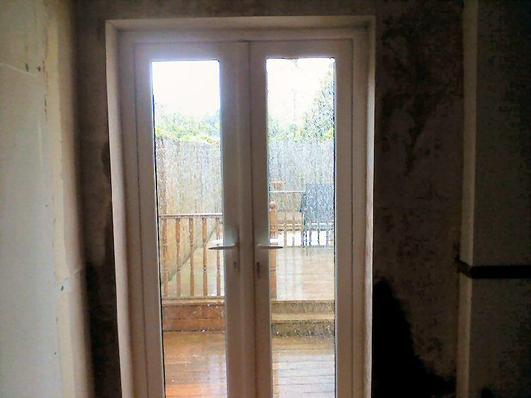 french door installers Gateshead