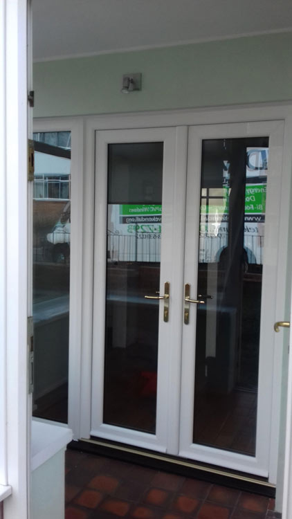French doors supplied and fitted Gateshead and Newcastle