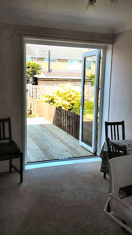 french door kings, french door installed in Blyth, Northumberland