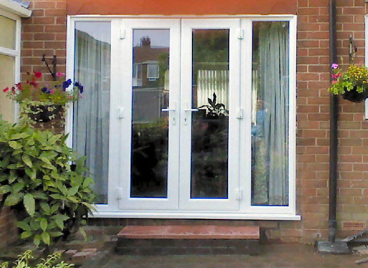PVC french door installers near me