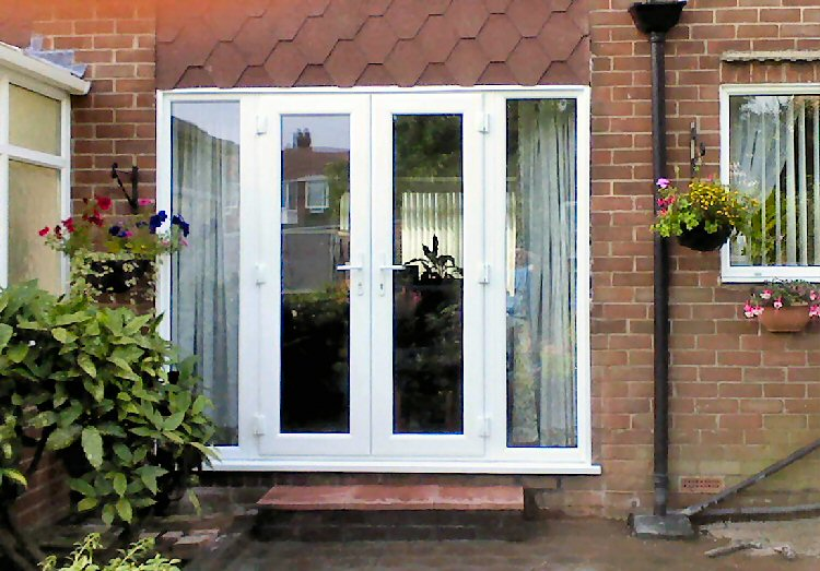 French Doors Newcastle, south west denton