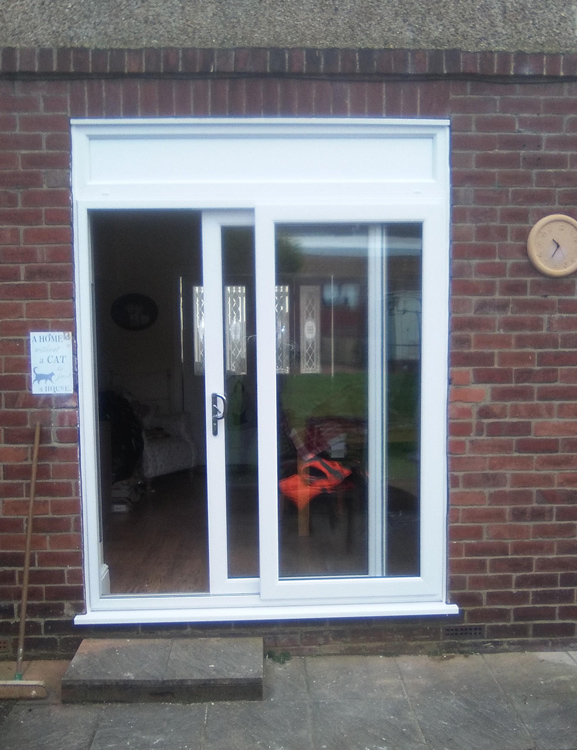 Patio doors installers Hexham, Northumberland