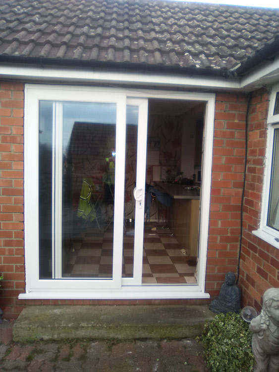 Patio doors Newcastle