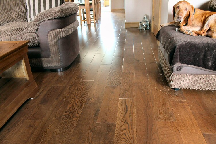 solid wood floor fitters Newcastle
