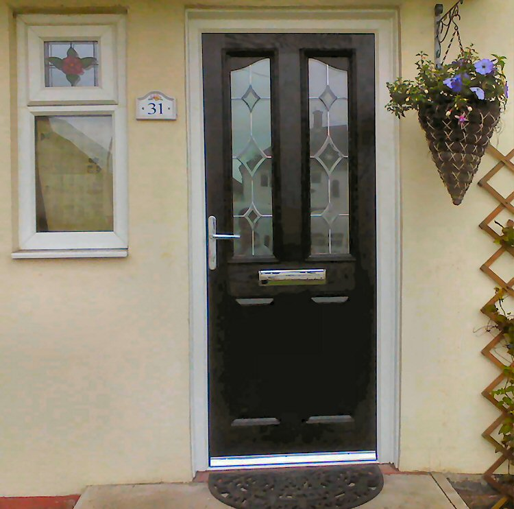 installed composite door North East