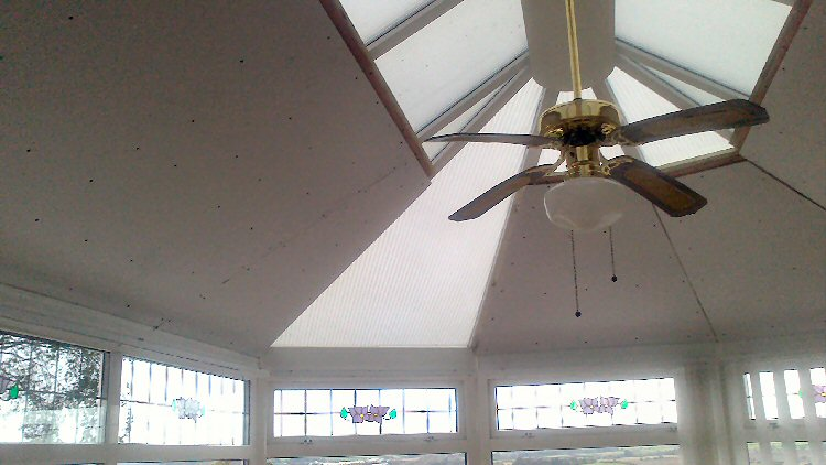 Conservatory Roof Insulation Chapel House
