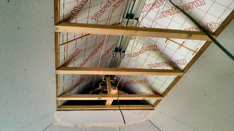 North East Conservatory Roof Insulation System