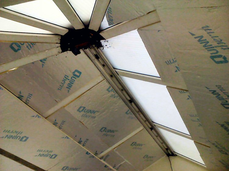 Conservatory roof insulation Newcastle - we can help