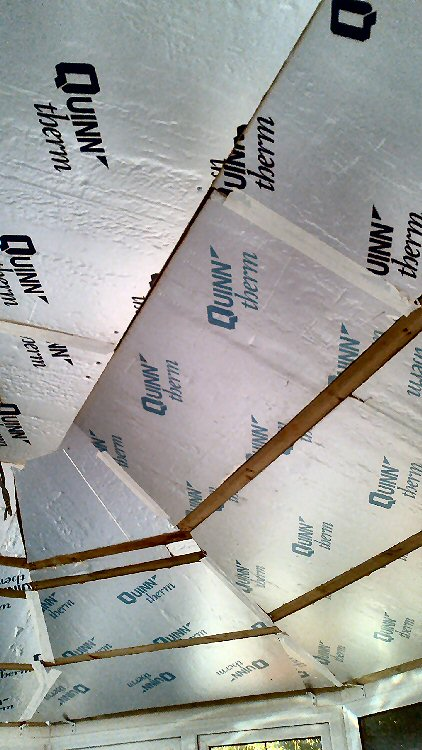 Gateshead Conservatory Roof Insulation