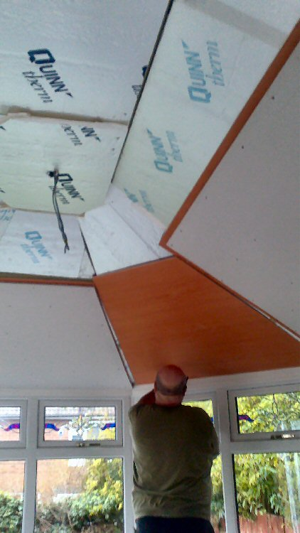 Conservatory Roof Insulation Durham and Gateshead