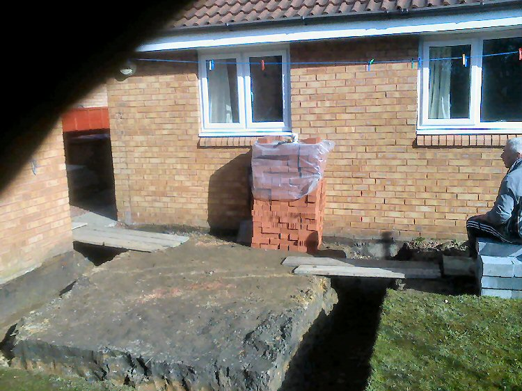 sunroom foundations