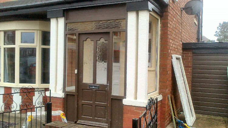 Kommerling Replacement Porch Cramlington and Blyth