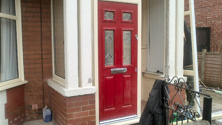Kommerling Replacement Porches Blyth and Northumberland