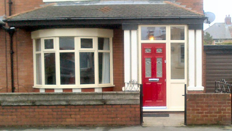 Kommerling Porch Builders Cramlington and Northumberland