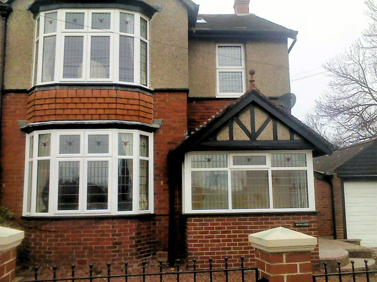 Kommerling replacement porch Gateshead and Newcastle