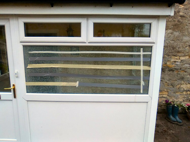 Replacement double glazing units Northumberland