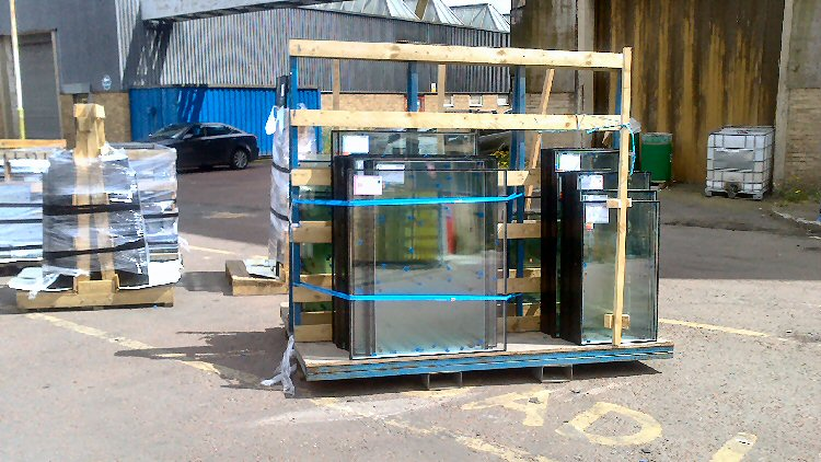 Replacement double glazed window glass Wallsend