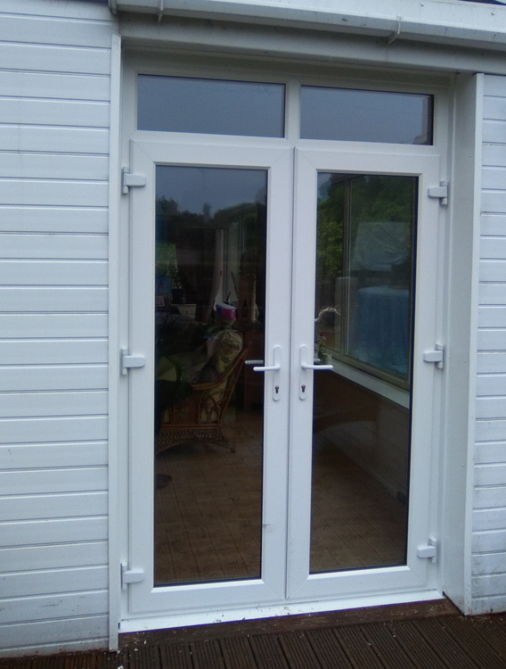 Rehau french door installers North East