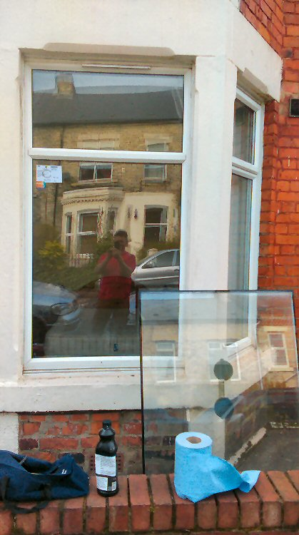 toughened glass installed in Heaton - Intelligent glass Newcastle